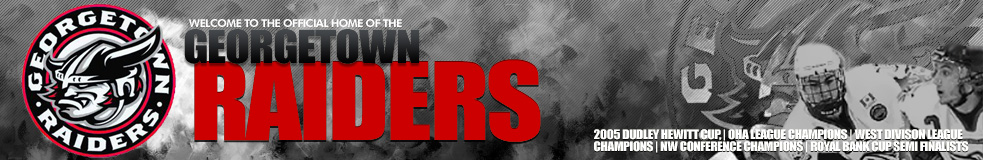 OJHL Georgetown Raiders
